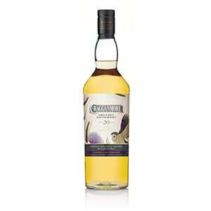Cragganmore 20 year old (Diageo Special Releases 2020) bottle.