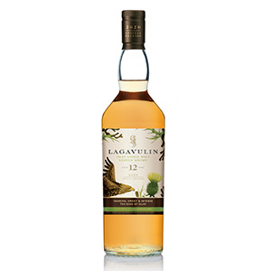 Lagavulin 12 year old (Diageo Special Releases 2020) bottle.