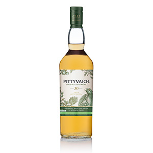 Pittyvaich 30 year old (Diageo Special Releases 2020) bottle.