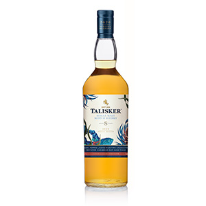 Talisker 8 year old (Diageo Special Releases 2020) bottle.