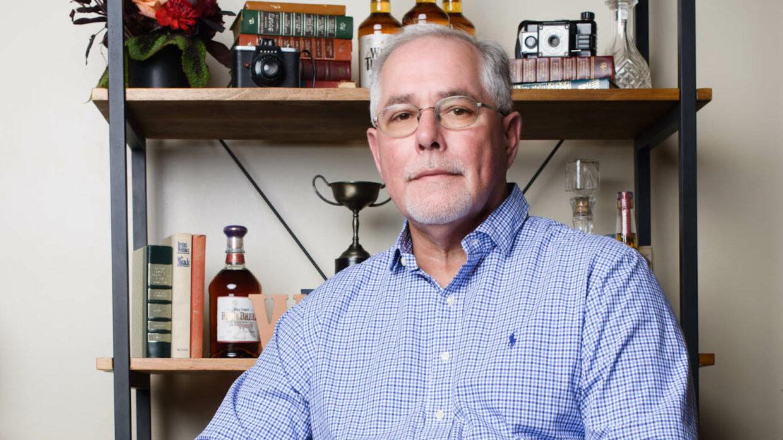 Wild Turkey master distiller Eddie Russell
