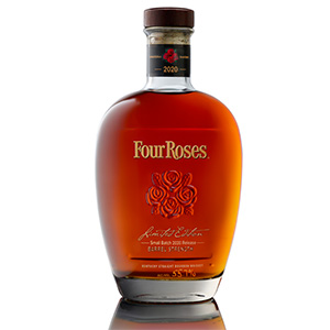 Four Roses Limited Edition Small Batch (2020 Release) bottle.