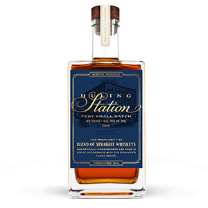 Huling Station Blend of Straight Whiskeys