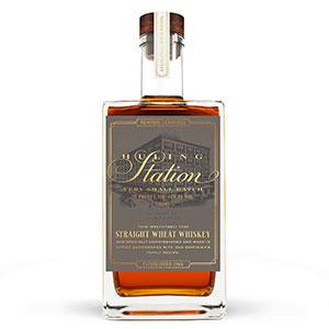 Huling Station Straight Wheat Whiskey