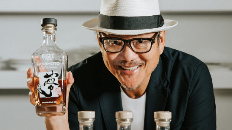 The Newest Celebrity Whiskey Comes From Iron Chef Morimoto