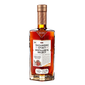 Sagamore Spirit Distiller's Select Manhattan Finish bottle.