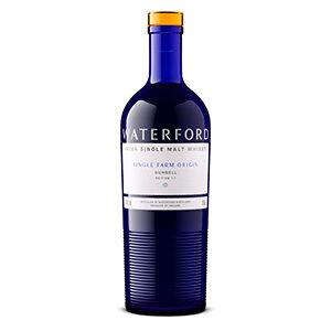 Waterford Single Farm Origin Dunbell Edition 1.1 bottle.