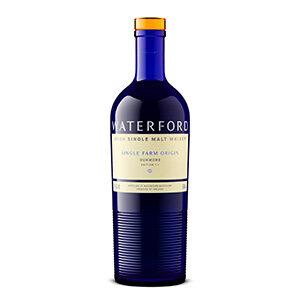Waterford Single Farm Origin Dunmore Edition 1.1 bottle.