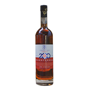 West Fork Whiskey Co. Bicentennial Bourbon