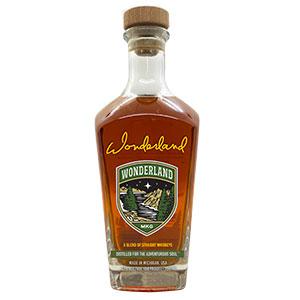 Wonderland Distilling Blend of Straight Whiskeys (Batch No. 1)