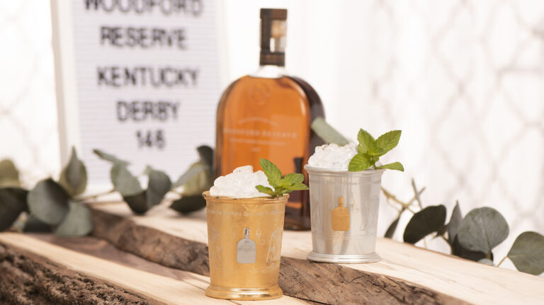 Here's How to Get Your Hands on Woodford Reserve's $1,000 Mint Julep This Year