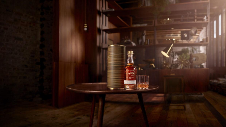 The Balvenie 50 year old 0614 single malt scotch