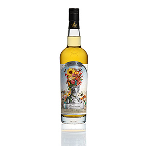 Compass Box Hedonism Felicitas bottle.