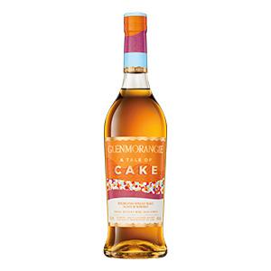 Glenmorangie A Tale of Cake bottle.