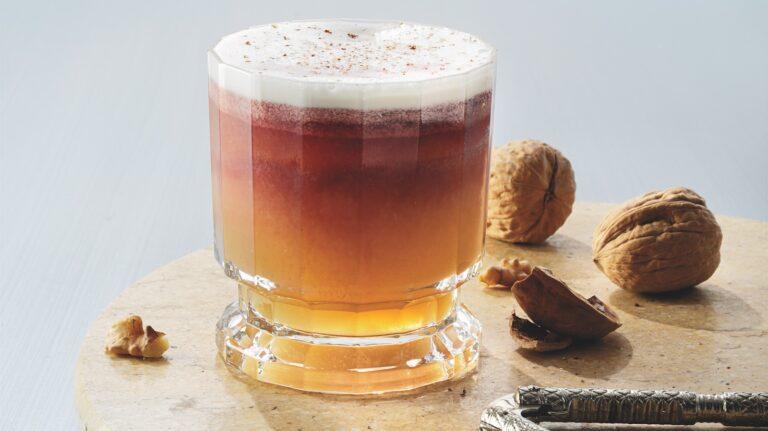 Harvest Sour [Cocktail Recipe]