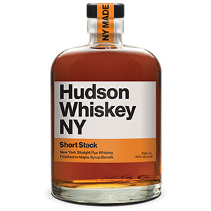 Hudson Whiskey Short Stack