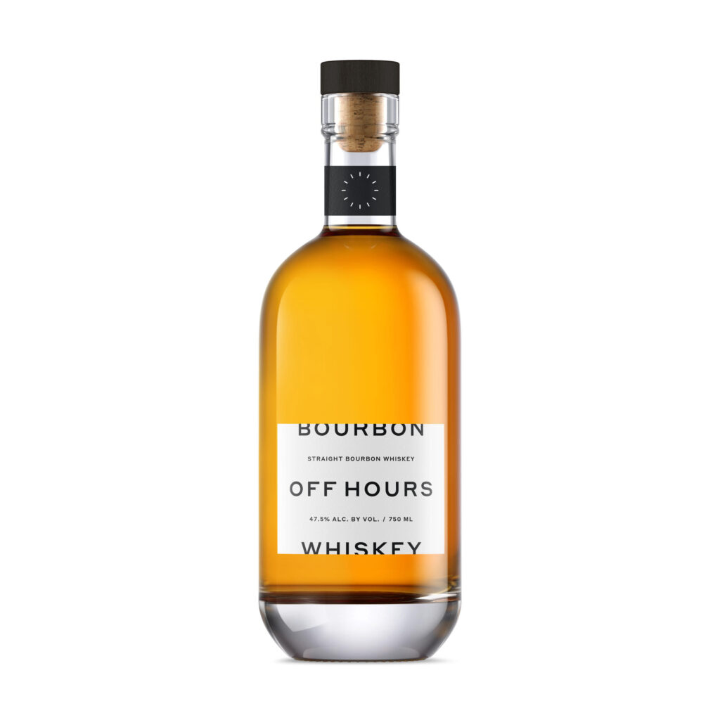 Off Hours Straight Bourbon
