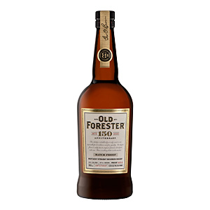 Old Forester 150th Anniversary Batch Proof Kentucky Straight (Batch 03/03) bottle.