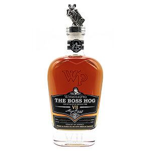 WhistlePig 17 year old The Boss Hog VII: Magellan's Atlantic (Barrel No. 13) bottle.