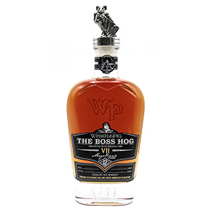 WhistlePig 17 year old The Boss Hog VII: Magellan's Atlantic (Barrel No. 13) bottle.