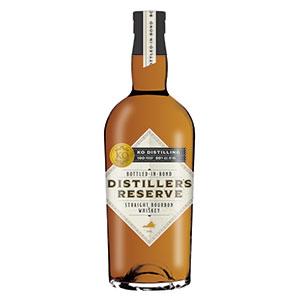 KO Distilling Distiller's Reserve Bottled in Bond Straight Bourbon