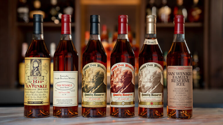 The 2020 Van Winkle Releases Are Announced