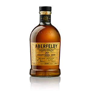 Aberfeldy 20 year old Sauternes Cask-Finished