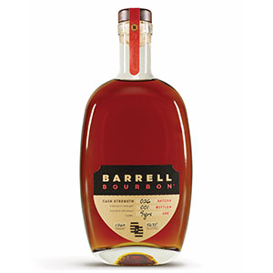 Barrell Cask-Strength Blend of Straight Bourbons (Batch 026).
