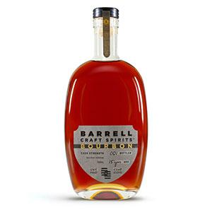 Barrell Craft Spirits BCS Bourbon (Release 003)