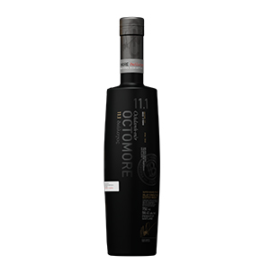 Octomore 11.1 bottle.