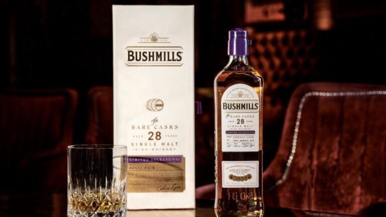 Bushmills 28 Year Old, Cask-Strength Highland Park & More New Whisky