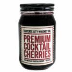 Traverse City premium cocktail cherries