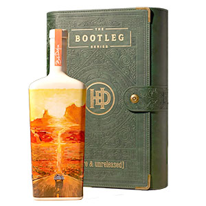 Heaven's Door Bootleg Series 15 year old Jamaican Rum Cask-Finished Tennessee whiskey