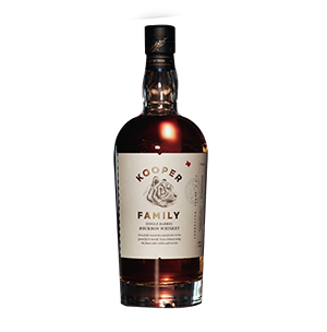 Kooper Family Single Barrel Straight Bourbon