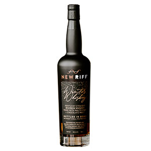 New Riff Winter Whiskey Bottled in Bond Bourbon (2020 Release)