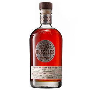 russells reserve 2003 16 year old bourbon