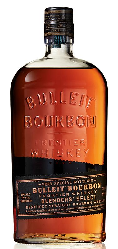 Bulleit Bourbon Blenders Select bottle shot