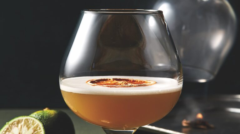 Burning History [Cocktail Recipe]