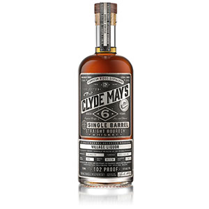 clyde may's 6 year old straight bourbon