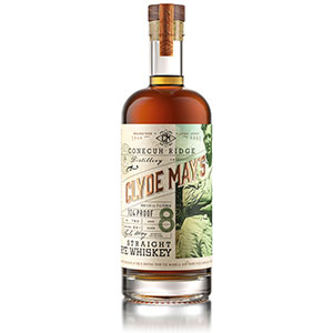 clyde may's 8 year old straight rye