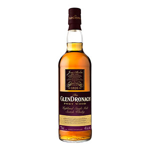 glendronach port wood bottle
