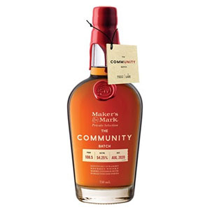 maker's mark the community batch
