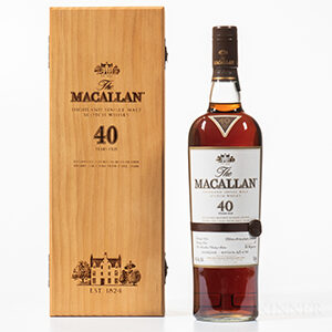 macallan 40 year old