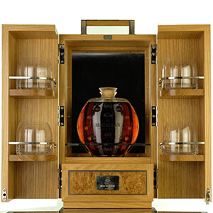 macallan in lalique 60 year old linley edition