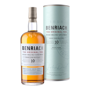 Benriach The Original Ten bottle.
