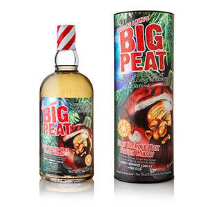 Big Peat Christmas (2020 Edition) bottle.