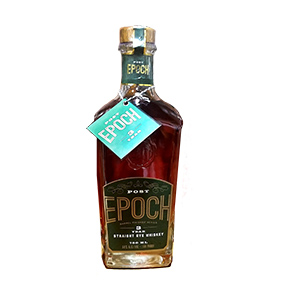 baltimore spirits post epoch toasted barrel rye