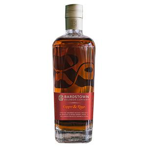 Bardstown Bourbon Co. Copper & Kings Spanish Oloroso Sherry Cask-Finished bottle.