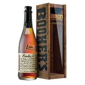 booker's batch 2020-03 bourbon pigskin batch