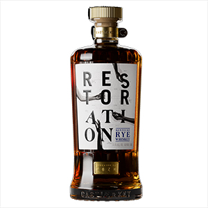 castle and key restoration rye bottle